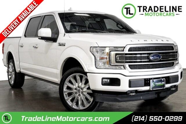 2018 Ford F-150 Limited CARROLLTON TX