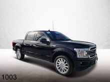 2018_Ford_F-150_Limited_ Clermont FL