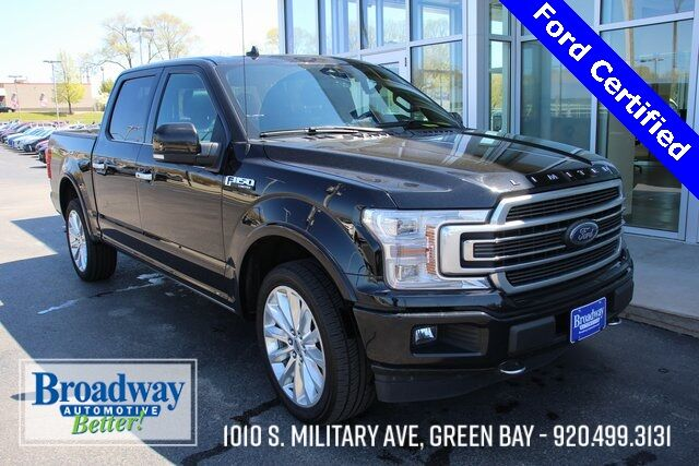 2018 Ford F-150 Limited Green Bay WI