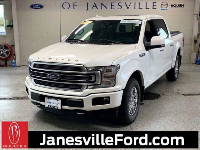 2018 Ford F-150 Limited Janesville WI