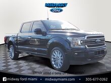 2018_Ford_F-150_Limited_ Miami FL