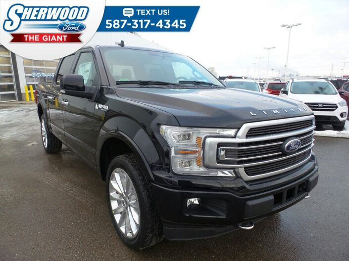 2018 Ford F-150 Limited Sherwood Park AB
