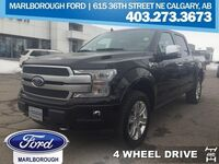 Ford F-150 Platinum  - Leather Seats -  Sunroof 2018