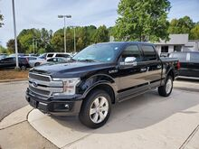 2018_Ford_F-150_Platinum 4WD SuperCrew 5.5' Box_ Cary NC