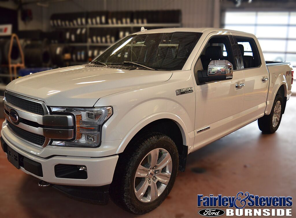 2018 Ford F-150 Platinum Dartmouth NS