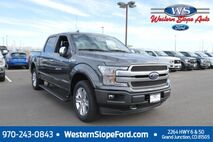 2018 Ford F-150 Platinum Grand Junction CO