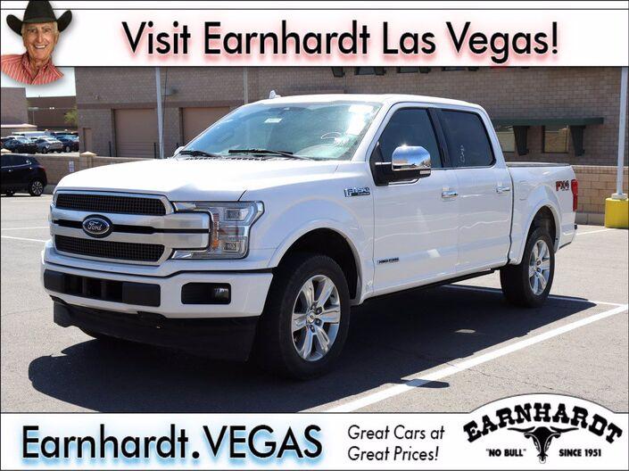 2018 Ford F-150 Platinum Las Vegas NV