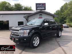2018_Ford_F-150_Platinum_ Middlebury IN