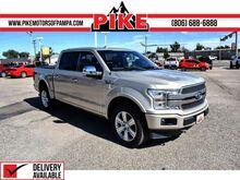 2018_Ford_F-150_Platinum_ Pampa TX