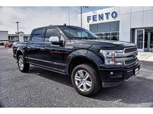 2018_Ford_F-150_Platinum_ Pampa TX