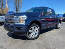 2018_Ford_F-150_Platinum_ Raleigh NC