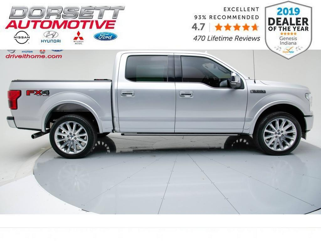 2018 Ford F-150 Platinum Terre Haute IN