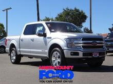 2018_Ford_F-150_Platinum_ Vista CA