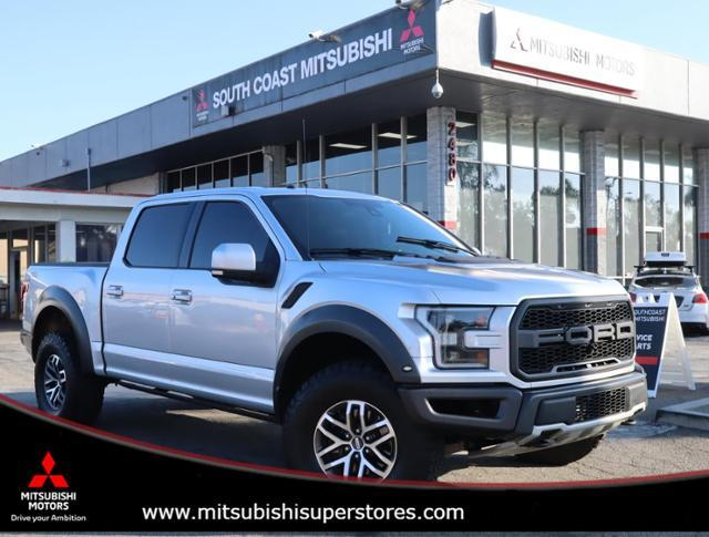 2018 Ford F-150 Raptor Costa Mesa CA