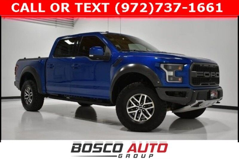 2018 Ford F-150 Raptor Flower Mound TX