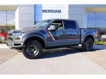 2018_Ford_F-150_Raptor_ Merriam KS