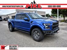 2018_Ford_F-150_Raptor_ Pampa TX