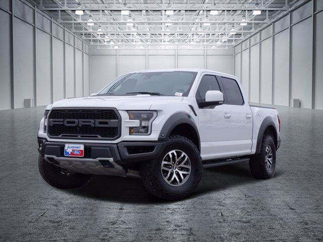 2018 Ford F-150 Raptor New Braunfels TX