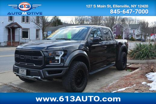 2018 Ford F-150 Raptor SuperCrew 4WD Ulster County NY