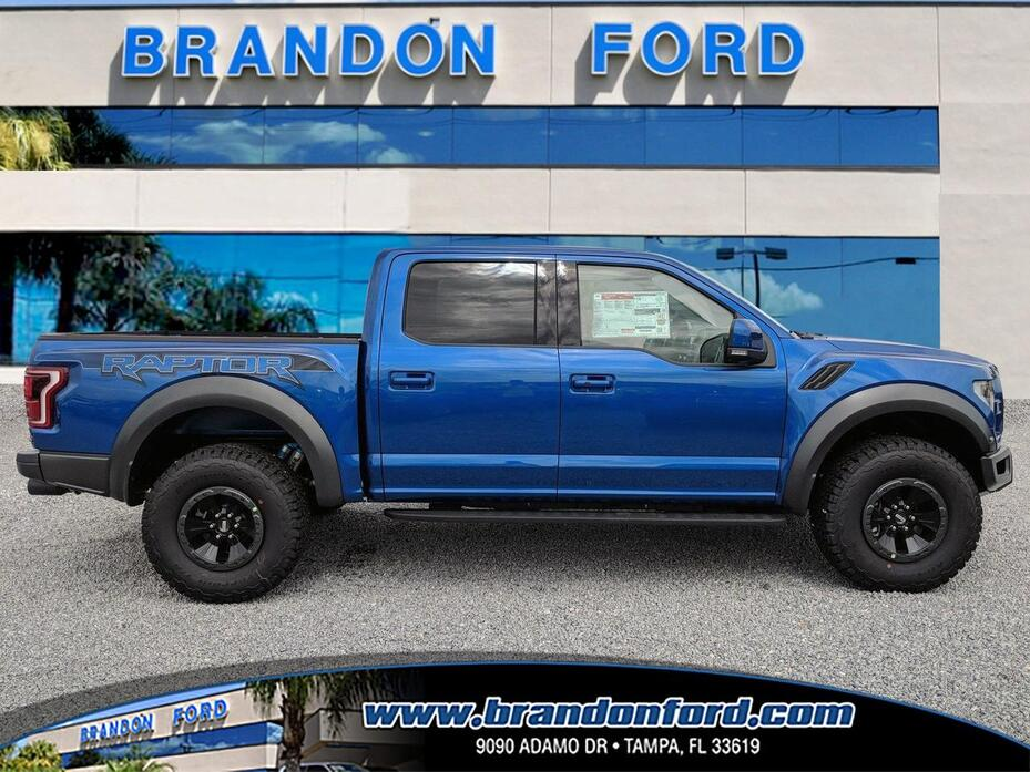Ford raptor tampa