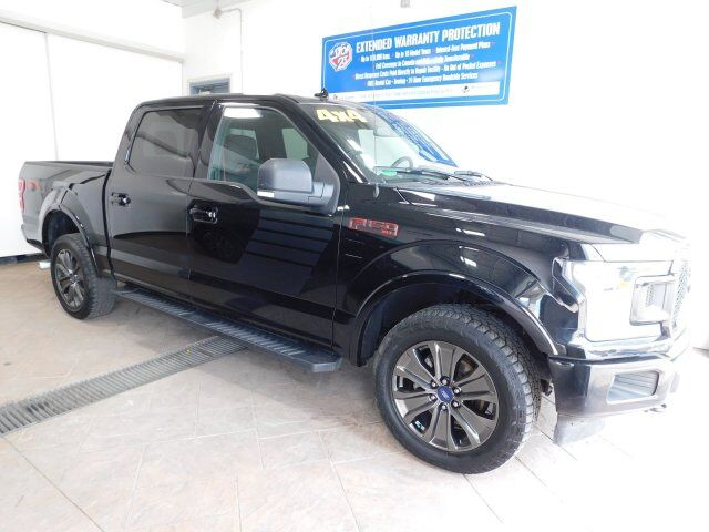 2018 Ford F-150 SPORT APPERANCE NAVI SUNROOF 4X4F Listowel ON