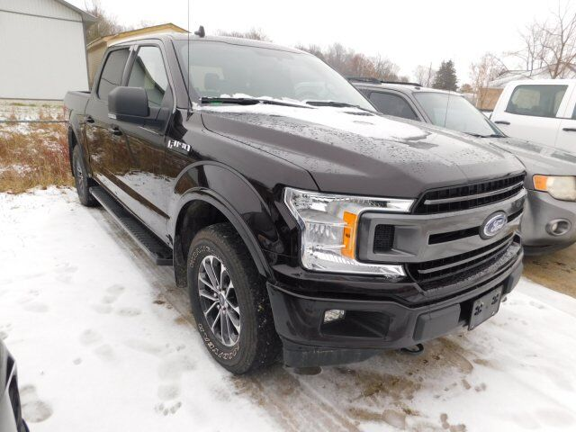 2018 Ford F-150 SPORT CREW NAVI Listowel ON
