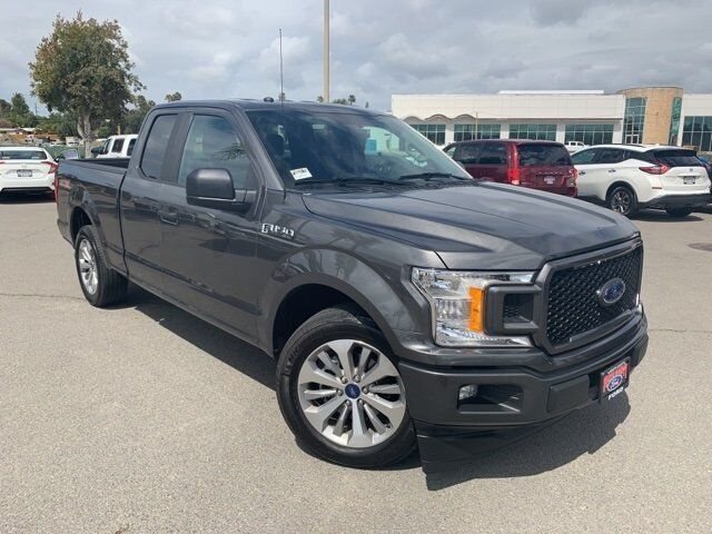 2018_Ford_F-150_STX_ Vista CA