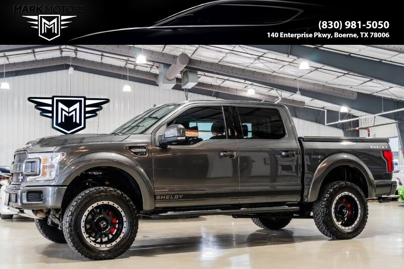 2018_Ford_F-150_Shelby_ Boerne TX