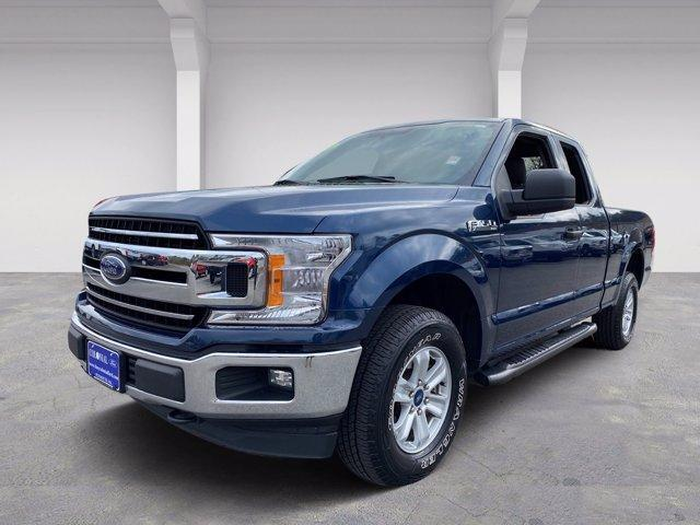 2018 Ford F-150 SuperCab XLT 4WD Plymouth MA