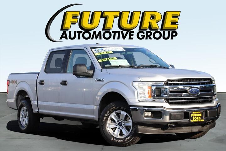 2018 Ford F-150 SuperCrew Roseville CA