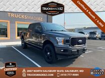 2018 Ford F-150 XL ** Pohanka Certified 6 Year / 6,000 **