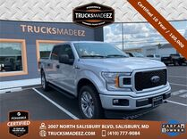 2018 Ford F-150 XL 4WD ** Pohanka Certified 10 Year / 100,000  **