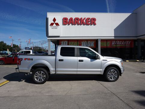 2018_Ford_F-150_XL 4WD 5.5ft Box_ Houma LA