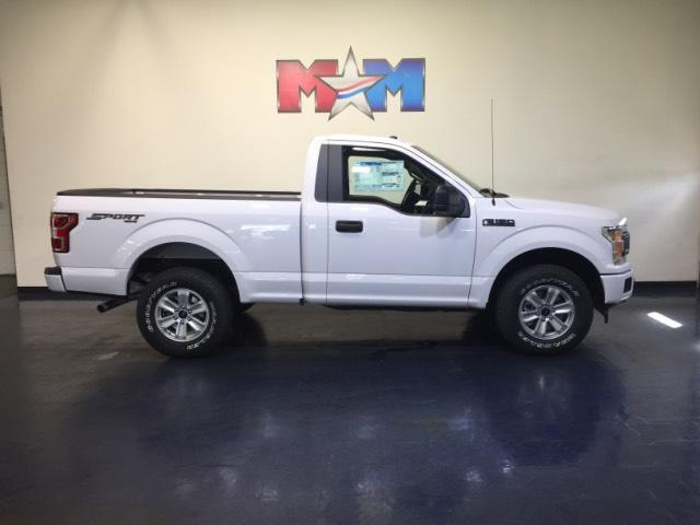 2018 Ford F-150 XL 4WD Reg Cab 6.5' Box Christiansburg VA