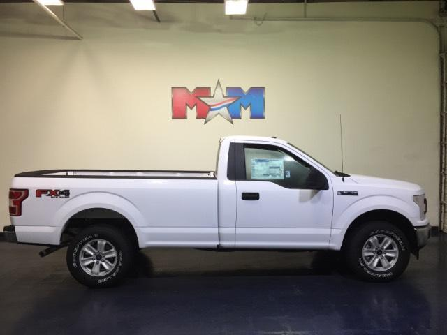 2018 Ford F-150 XL 4WD Reg Cab 8' Box Christiansburg VA