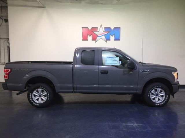 2018 Ford F-150 XL 4WD SuperCab 6.5' Box Christiansburg VA