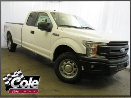 2018_Ford_F-150_XL 4WD SuperCab 8' Box_ Coldwater MI