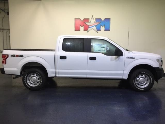 2018 Ford F-150 XL 4WD SuperCrew 5.5' Box Christiansburg VA