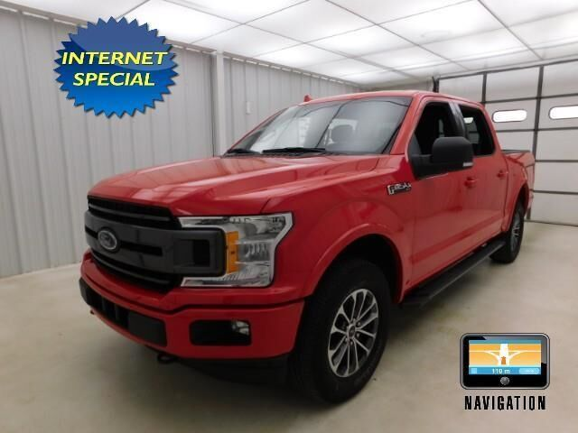 2018 Ford F-150 XL 4WD SuperCrew 5.5' Box Topeka KS