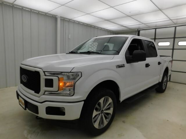 2018 Ford F-150 XL 4WD SuperCrew 5.5' Box Manhattan KS