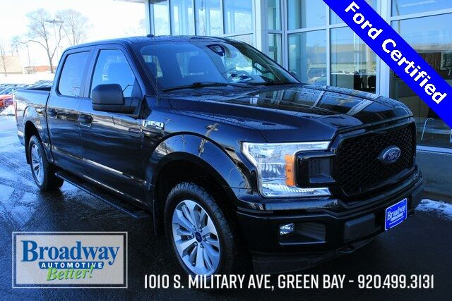 2018 Ford F-150 XL Green Bay WI