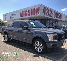 2018_Ford_F-150_XL_ Harlingen TX