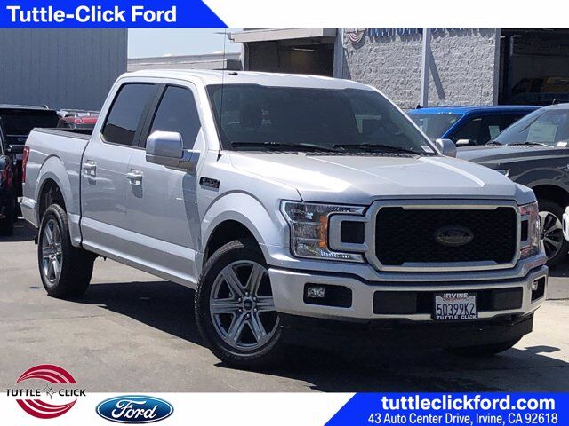 2018 Ford F-150 XL Irvine CA