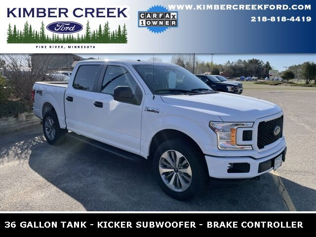 2018 Ford F-150 XL Pine River MN