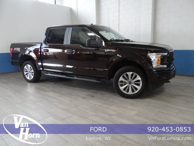 2018 Ford F-150 XL Plymouth WI
