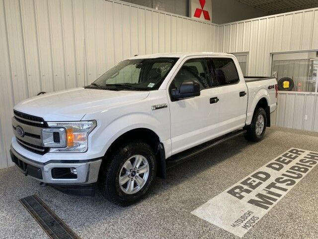 2018 Ford F-150 XL Red Deer County AB