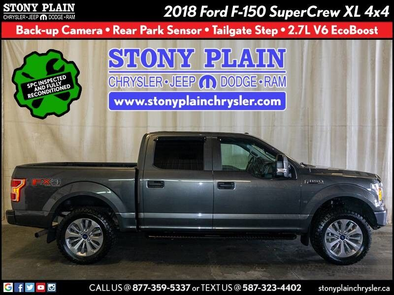 2018 Ford F-150 XL Stony Plain AB