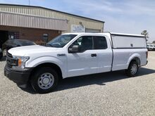 2018_Ford_F-150 XL SuperCab Longbed 5.0L w/ Work Cap_XL_ Ashland VA