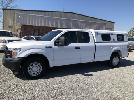 2018 Ford F-150 XL SuperCab Longbed 5.0L w/ Work Cap XL Ashland VA