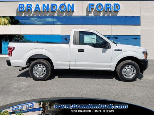 Ford F  Xl Tampa Fl